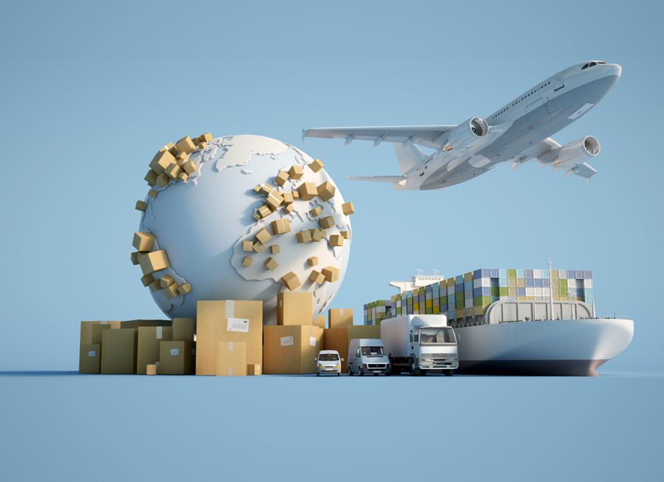 Spedycja w różnych gałęziach transportu